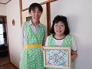 ボランティアの声_淡路文江さん、竹守純子さん