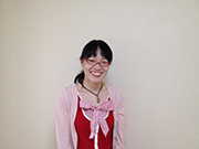 ボランティアの声_秋常咲子さん