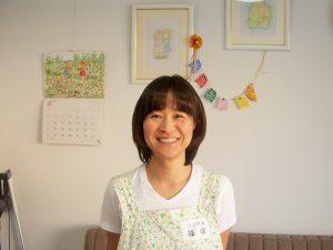 ボランティア篠塚さん