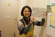 ボランティアの声_芳賀圭子さん
