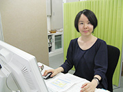 ボランティアの声_麻井智江さん