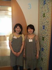 ボランティアの声_村木協子さん、 道子さん