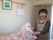 ボランティアの声_上玉利由紀子さん